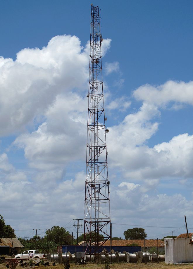 Nairobi-based Alan Dick East Africa has built thousands of mobile sites in the region, with 1,500 in Kenya alone.