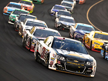 2018 Monster Energy NASCAR Cup Series Schedule