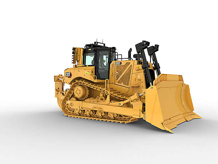 D8T Dozer with COMMAND Remote Control