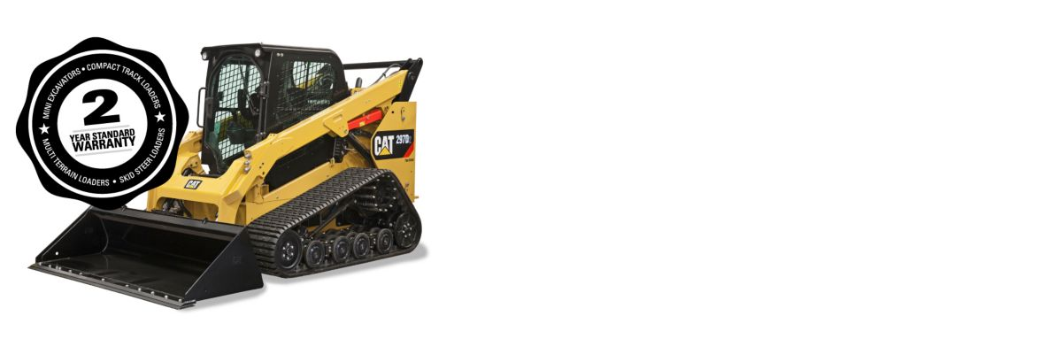 Get 0% For 60 Months On A New Cat® Multi Terrain Loader.*
