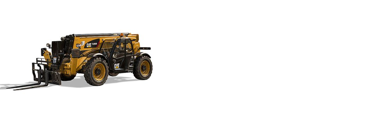 Get 0% For 60 Months On A New Cat® Telehandler*