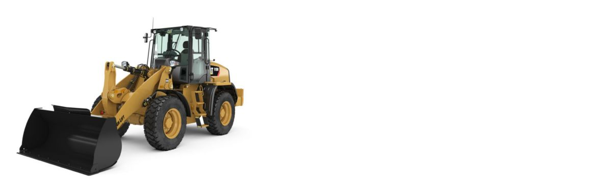 Get 0% For 60 Months On A New Cat® Compact Wheel Loader.*