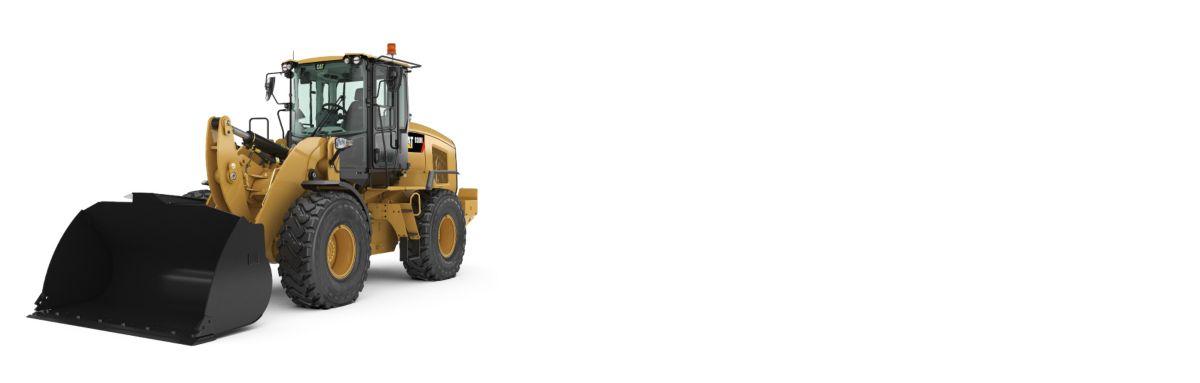 Get 0% For 60 Months On A New Cat® Small Wheel Loader.*