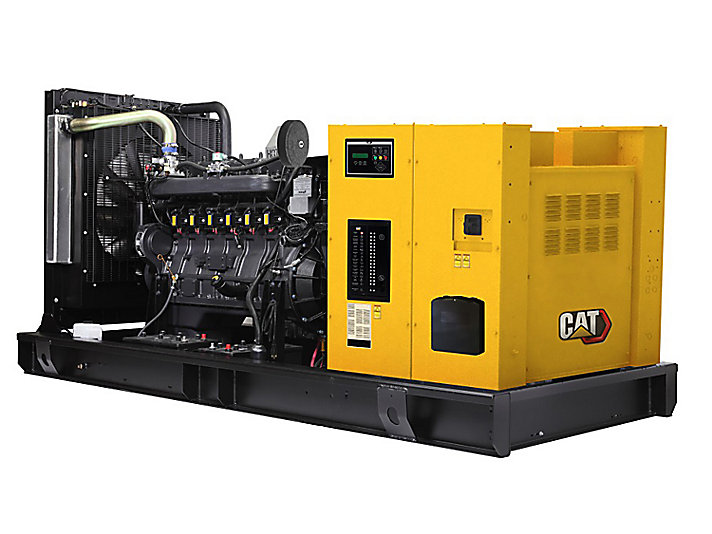 Öppet generatoraggregat