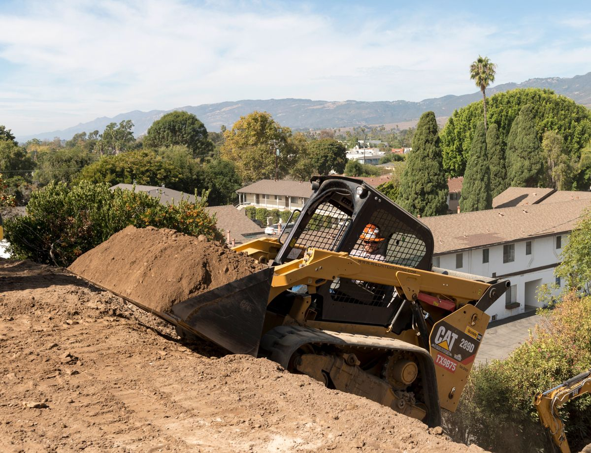 """In my six years of owning my business, I have only had two down days due to equipment malfunction and Caterpillar was there to fix the problem quickly and efficiently,"" he says. ""Down time is our worst enemy in the earthwork trade!"""