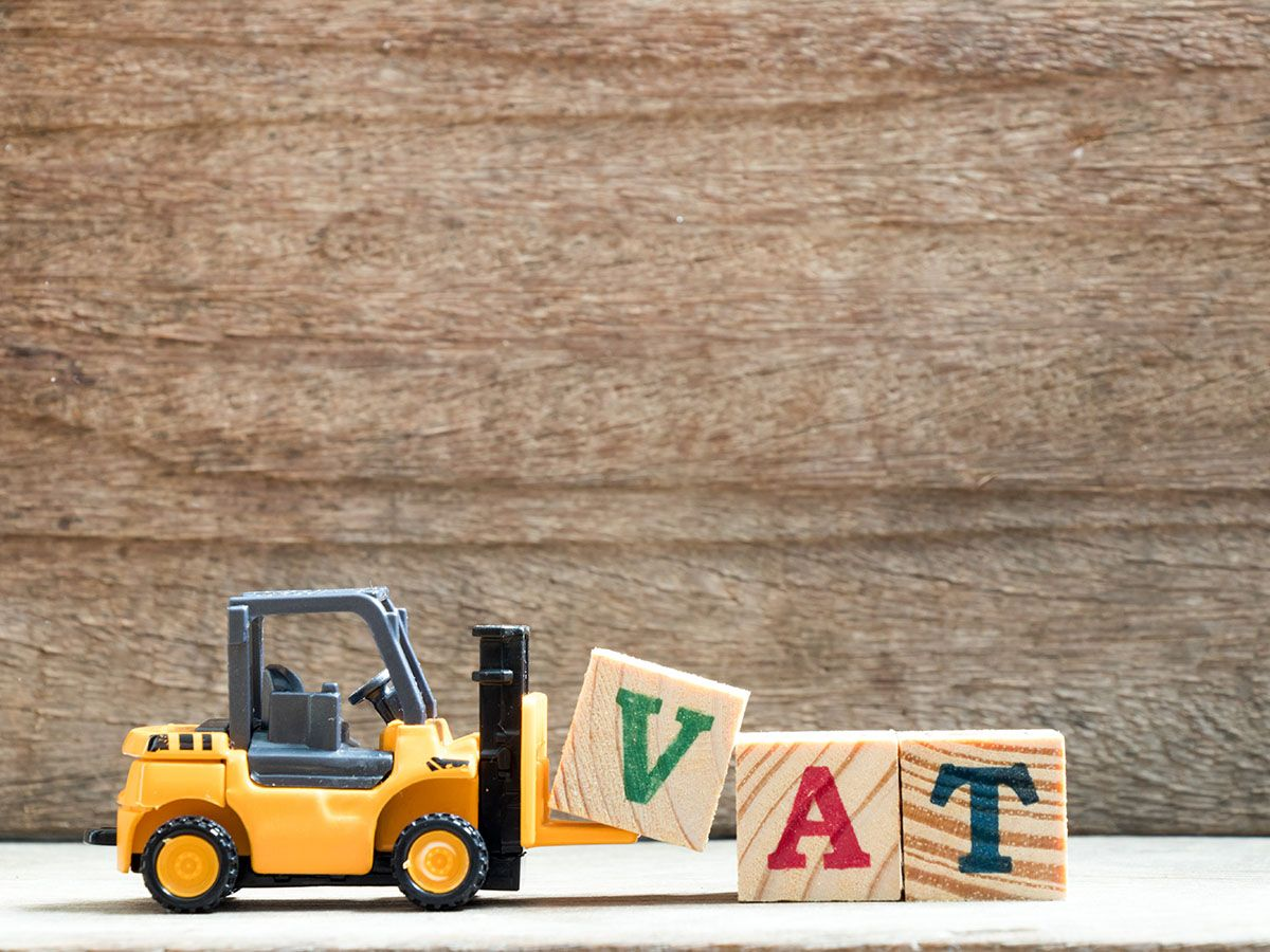 VAT Tax Implemented in 2018