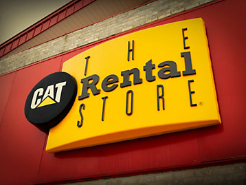 Cat Rental Equipment