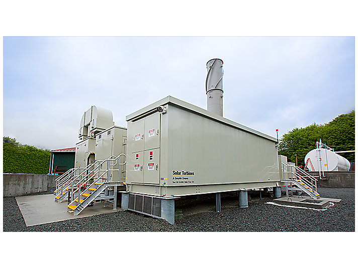 Modular Power Plants