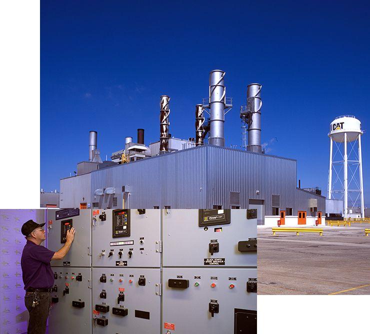 您的能源需求是什么 - 工业