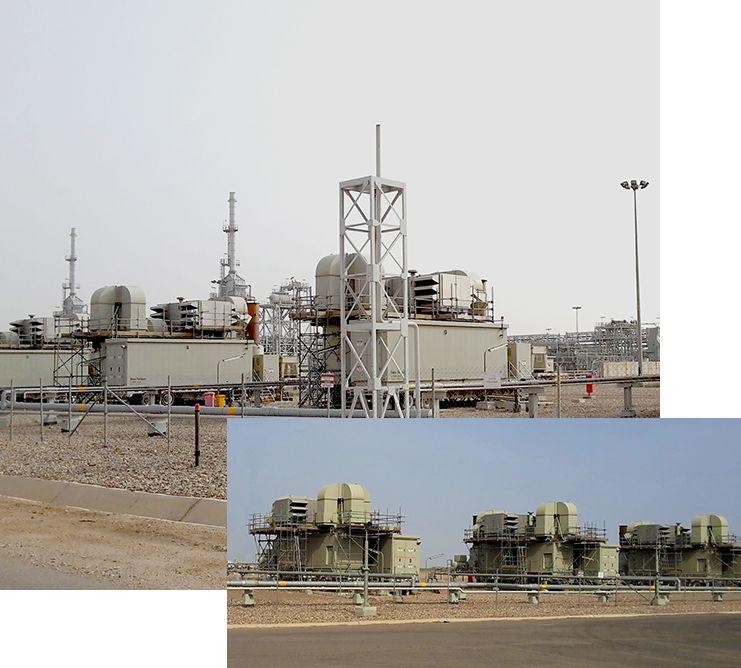Campo petrolífero Majnoon