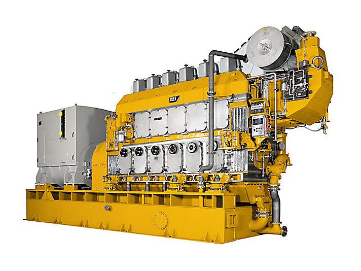 CM46DF直列電動発電装置