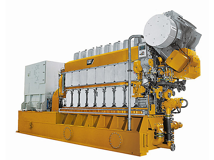 CM32E Electronic Power Generator Sets