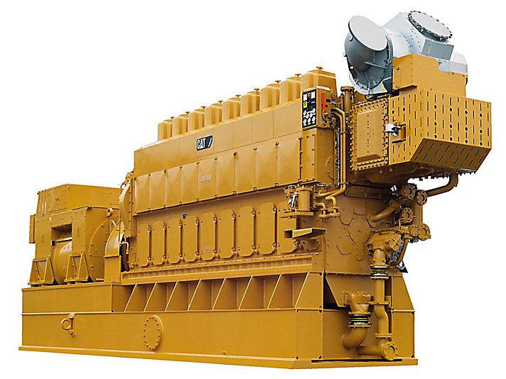 CM32C Inline Electronic Power Generator Sets