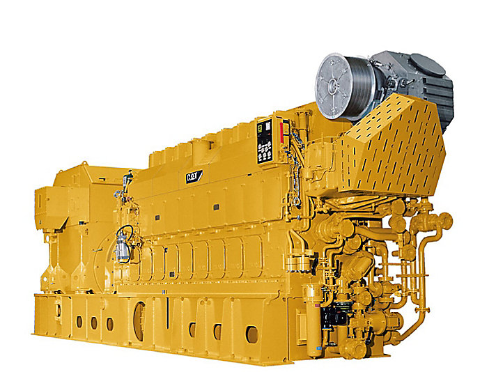 CM25C Electronic Power Generator Sets