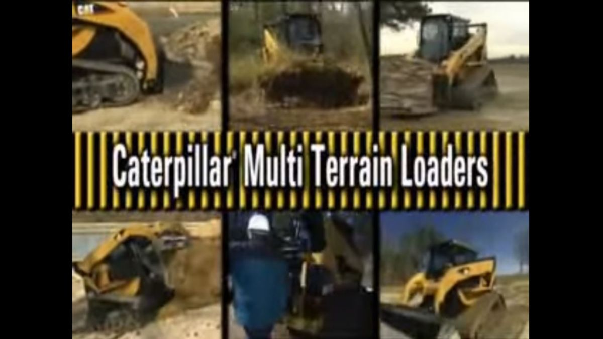 Cat® Multi Terrain Loader: Operation and Maintenance