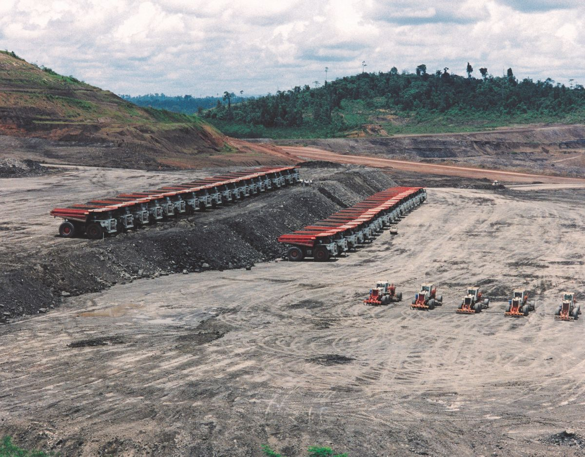 INDONESIA MINE