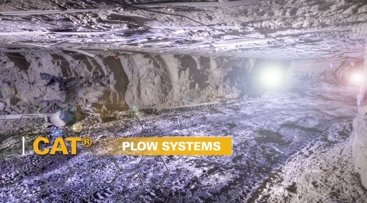 Cat® Automated Plow Systems