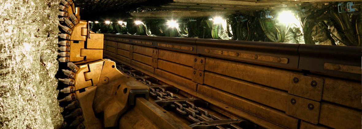 Cat® Plow Systems For Longwall Mining