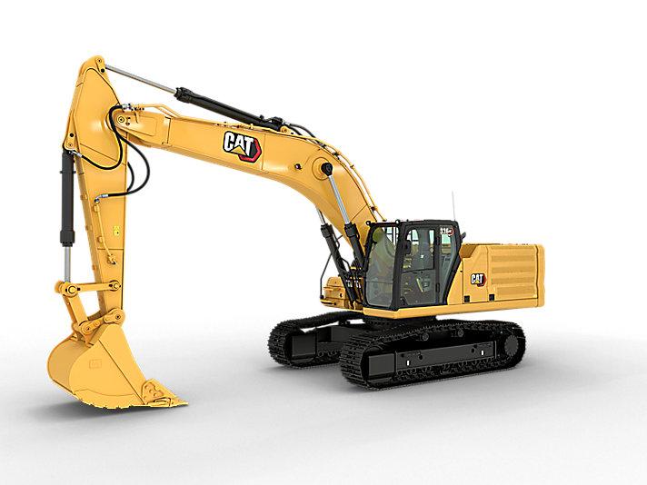 Pelle hydraulique 336 GC