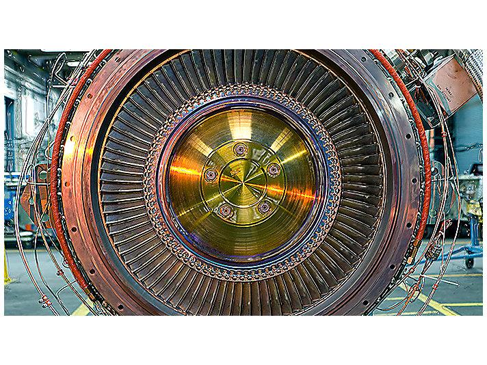 Газовая турбина Solar Turbines