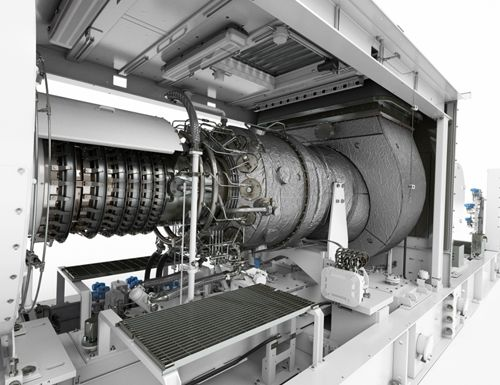 Industry Leader for Gas Turbine Power