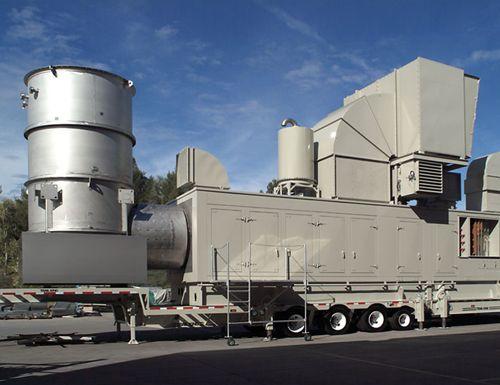 Energía móvil de combustible doble: estudio de caso de la puesta en marcha de una planta de gas de esquisto