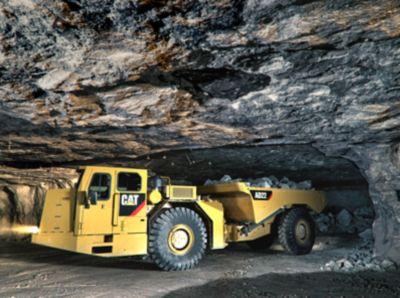 Cat® AD22 Underground Articulated Mining Truck