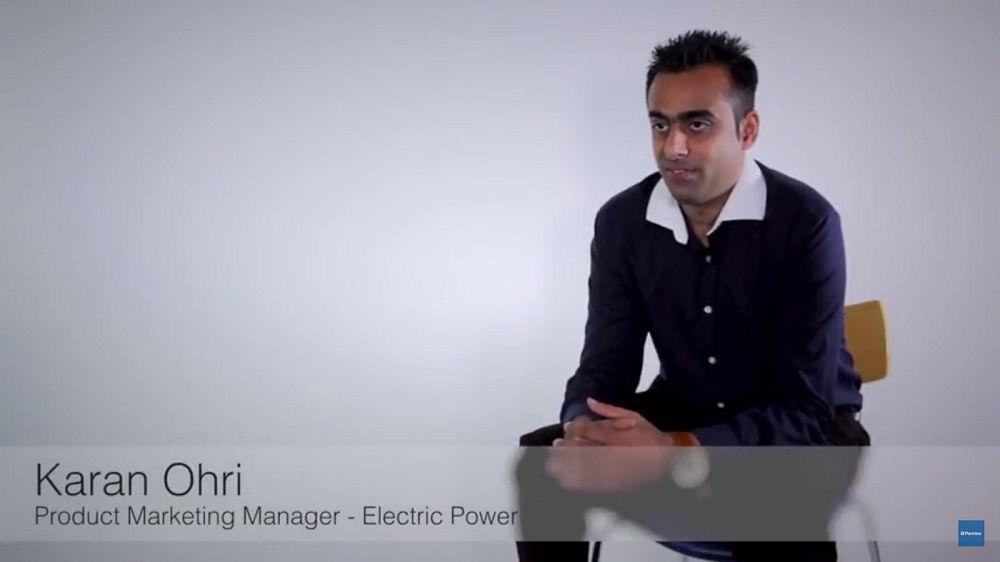 Karan Ohri, Electric Power Marketing Manager