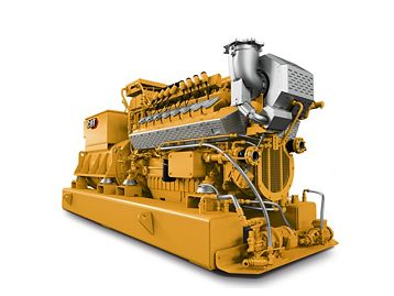 CG132B-16 - Gas Generator Sets