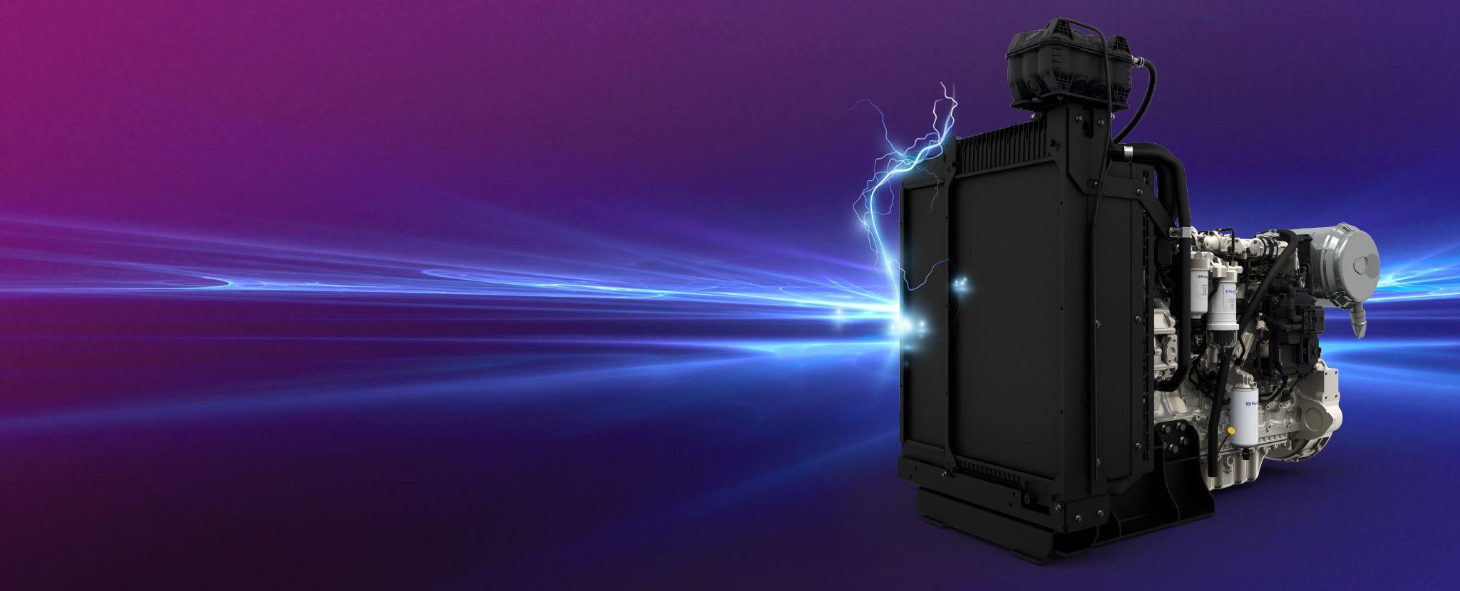 A revolution in<br>power density