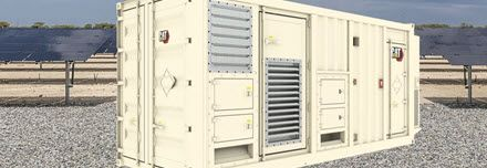 Energy Storage Microgrid Solar Turbines