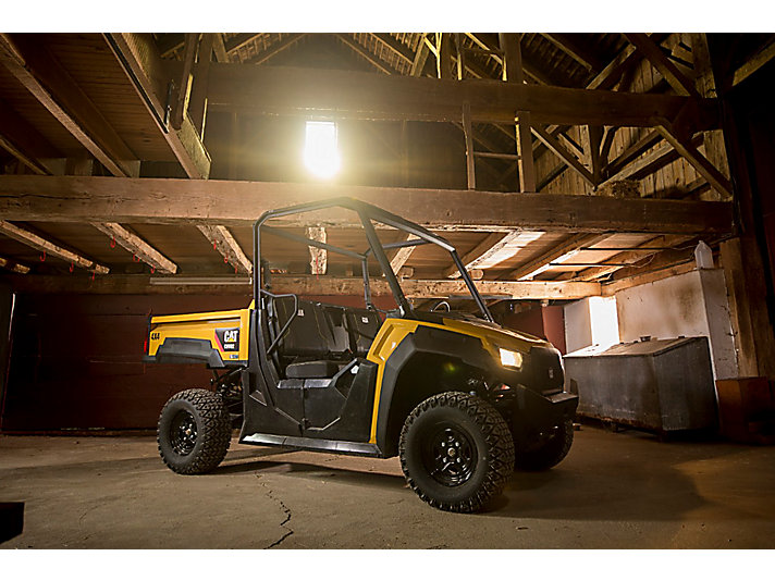 The Cat® UTV is all about growth and expanding what we can offer our customers. Customers love how the UTV can be used for multiple applications.