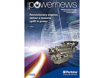 Powernews MEE 2018 Special Edition - Front cover