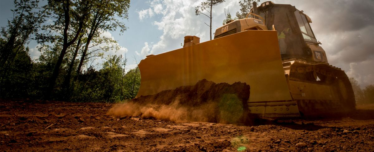 Small dozer maintenance