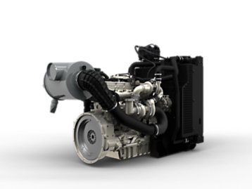 7 litre Perkins® 1206 engine