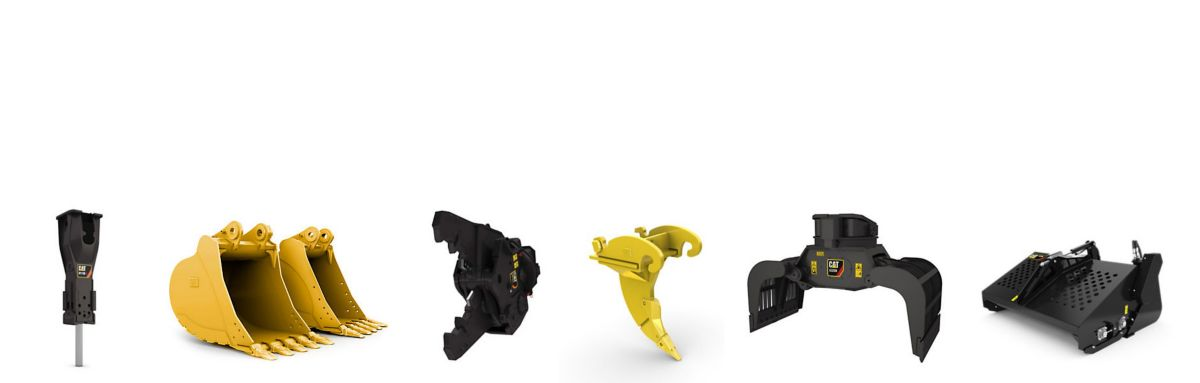 Attachments for every machine.