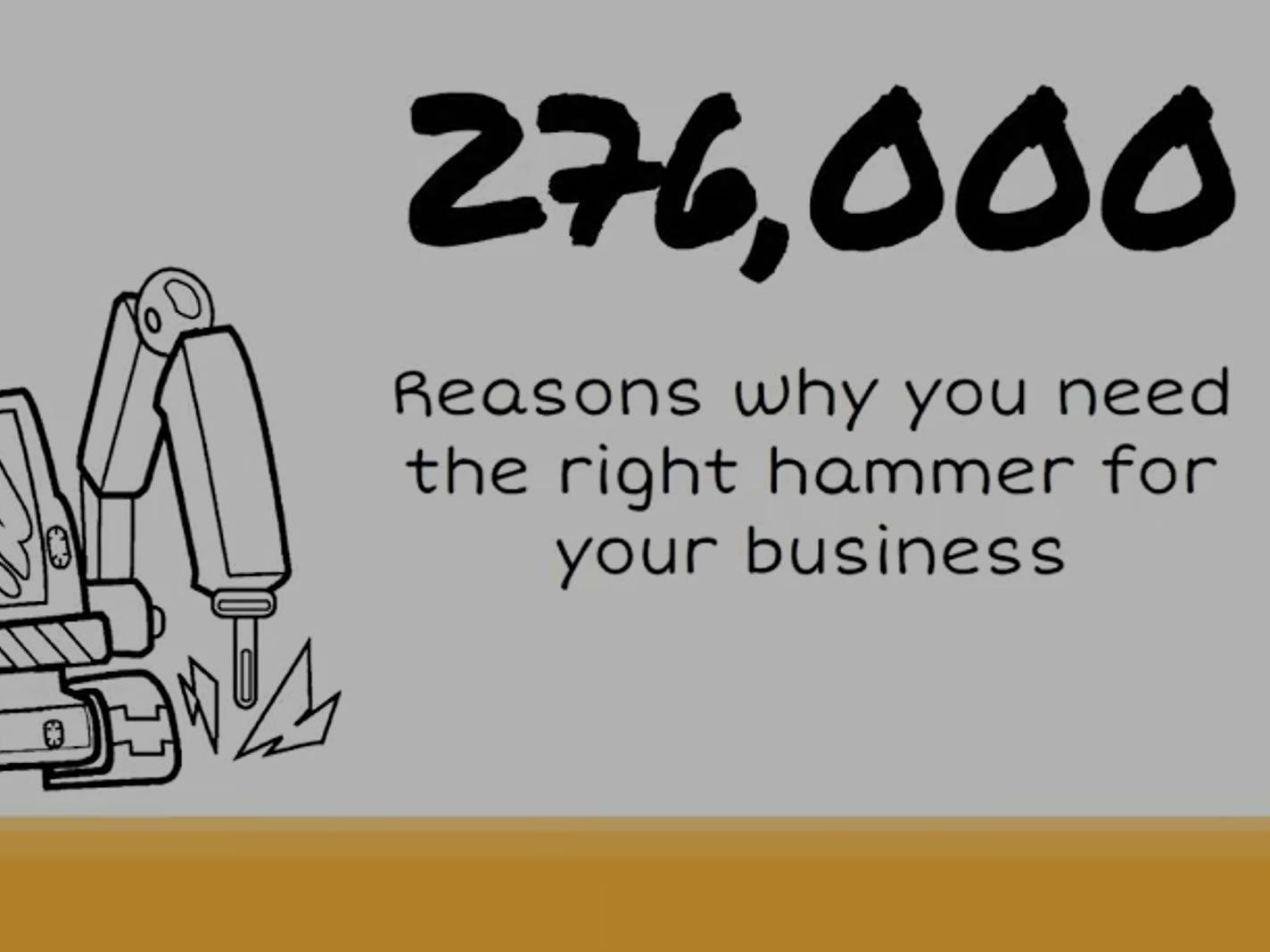 276,000 Reasons