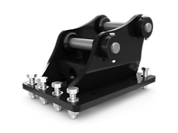 3 Ton Mounting Bracket - Pin On