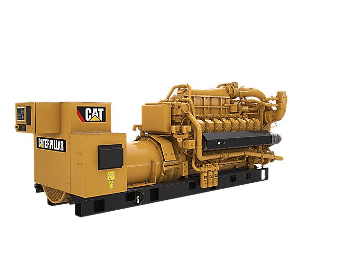 G3516C 天然氣發電機組