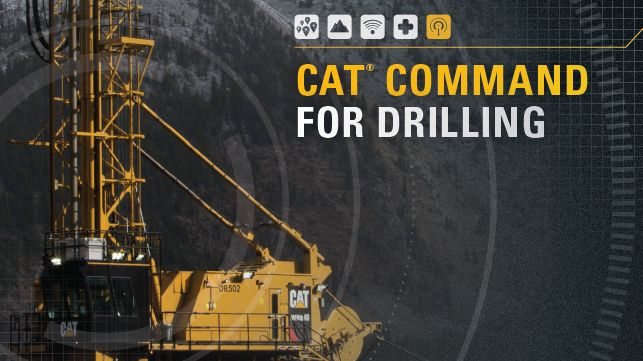 Cat Command for Drilling - Brochure