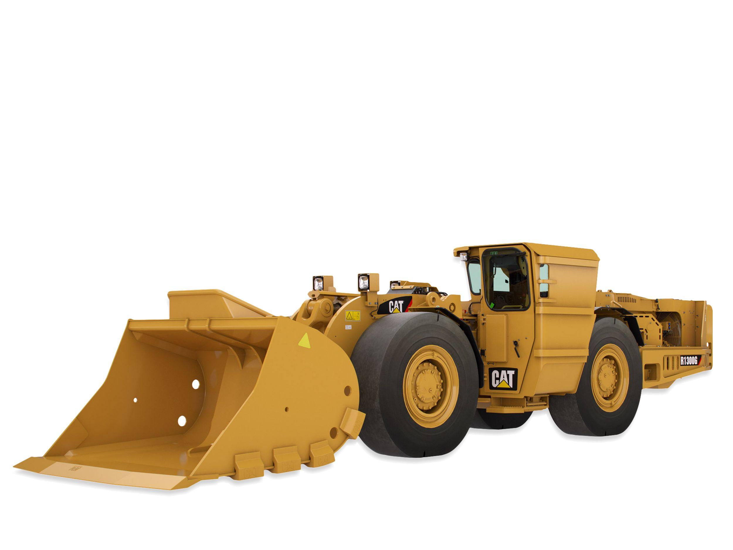 Underground Mining Load-Haul-Dump (LHD) Loaders