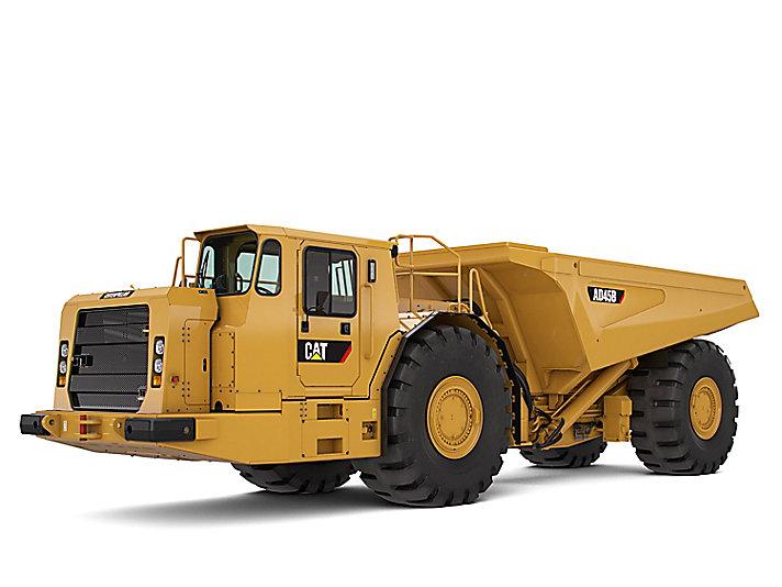 AD45B 지하 광산용 트럭