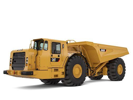 - Underground Mining Trucks