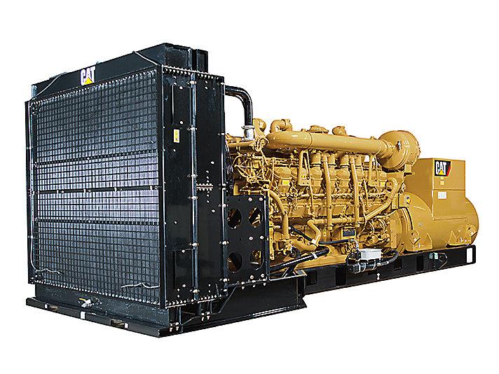 Zespoły prądotwórcze z silnikiem wysokoprężnym 3516B