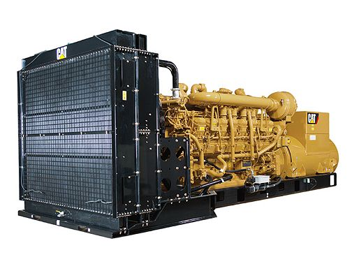 3516B (50 Hz) with Upgradeable Package - Diesel Generator Sets