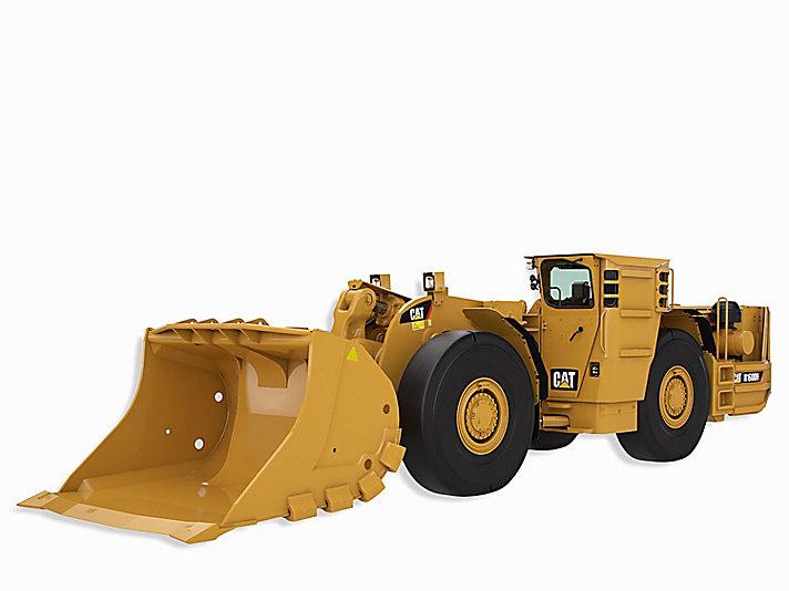 Cargador para Minería Subterránea de Carga, Acarreo y Descarga (LHD) R1600H