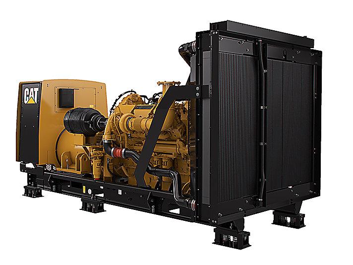 Groupes électrogènes diesel C32