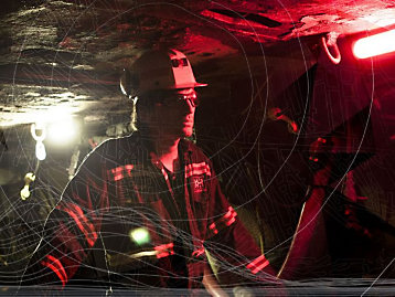 Take Control with Cat® Underground Mining Technology