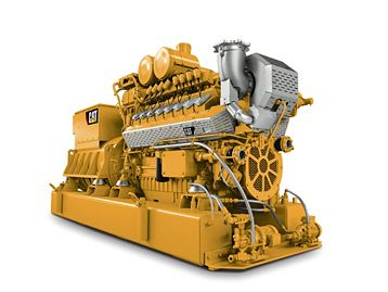 CG132-16 - Gas Generator Sets