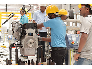 osur Facility Manufacturing Perkins® 2000 Series Engines